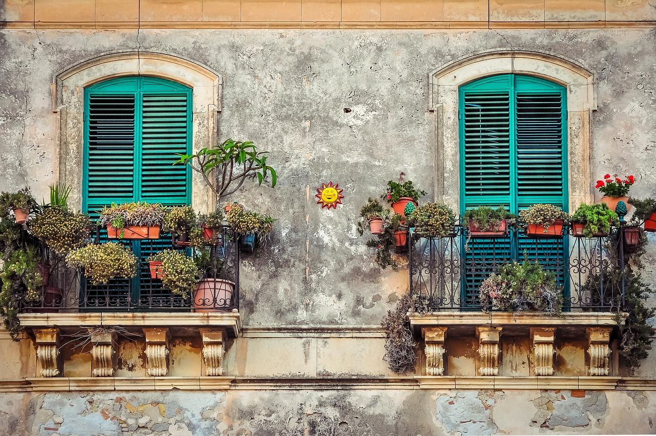 Jouw balkon een leuke Touch geven