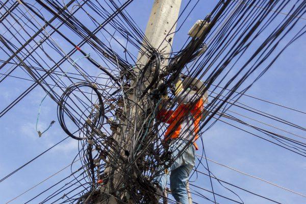 Diverse soorten kabels voor thuis